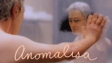 Anomalisa man look into the mirror